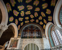 mosaic and marble, Westminster Cathedral