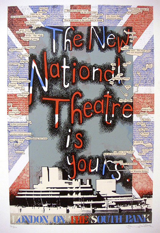 The New National Theatre Is Yours